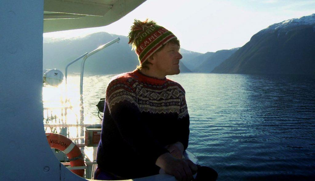 Mads Bækkelund » Smart lakseoppdrett » Fjord Visjon Lax AS