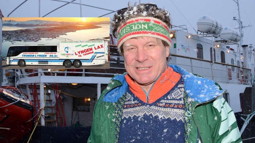 Mads Bækkelund » Fiskeoppdrett » Fjord Visjon Lax AS