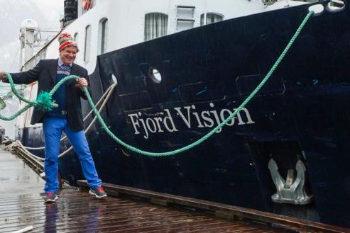 Hvordan dyrke laks i fjorden smart? » Fjord Visjon Lax